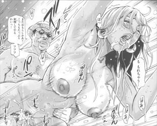 【エロ漫画】黒ギャルを犯すために施設を作る執念…