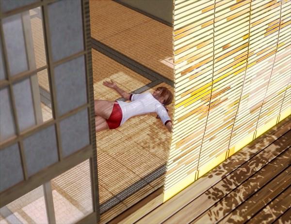 スポーツ少女のエロ画像20