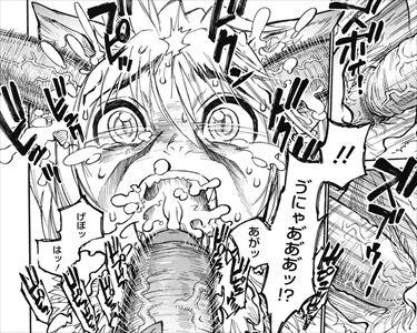【エロ漫画】捕らえた獣娘を犯しまくりたいだけの獣姦普及組織…