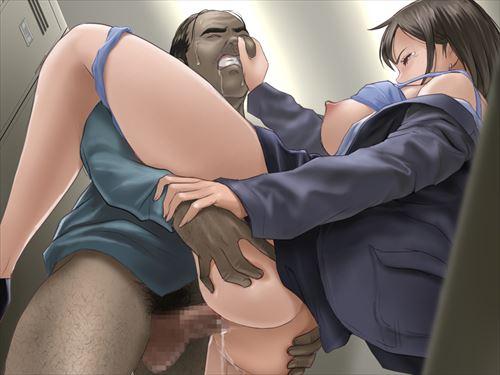 キモ男のエロ画像