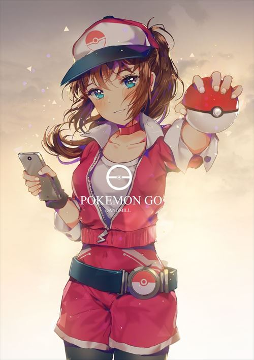 ポケモンGOのエロ画像