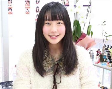 【動画】新原里彩ちゃんの屈託のない笑顔が好き