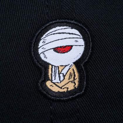 NEW-ERA-9THIRTY-CLOTHSTRAP-ゲゲゲの鬼太郎-目玉おやじ-BLACK-BLOG2