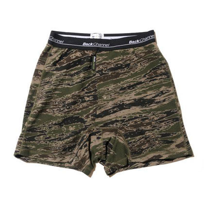 Back Channel THERMAL UNDERWEAR 15FW  GREEN CAMO BLOG