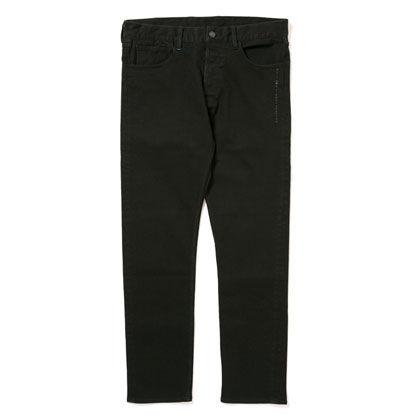 APPLEBUM-KATE-SLIM-STRETCH-BLACK-DENIM-PANTS-BLOG1