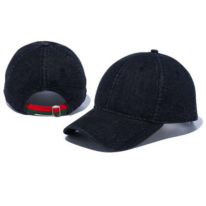 NEW-ERA-9TWENTY-CLOTH-STRAP-COLOR-STRAP-BLACK-DENIM-BLOG1