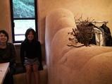 森林ノ牧場「藁の家」