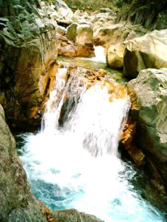 神崎川渓谷