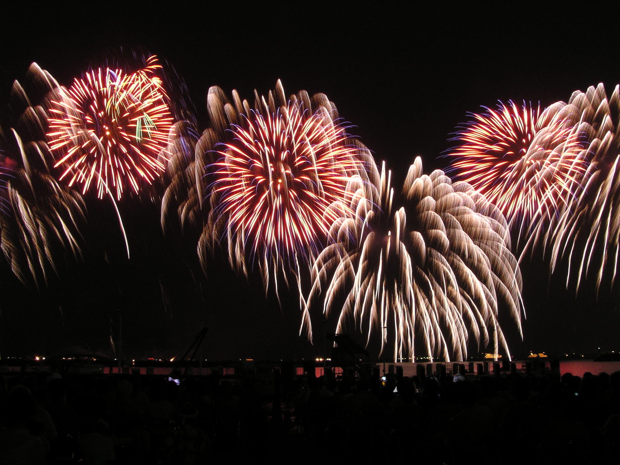 びわ湖花火大会2009
