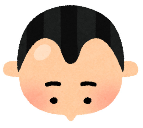 hair_hage_atama2
