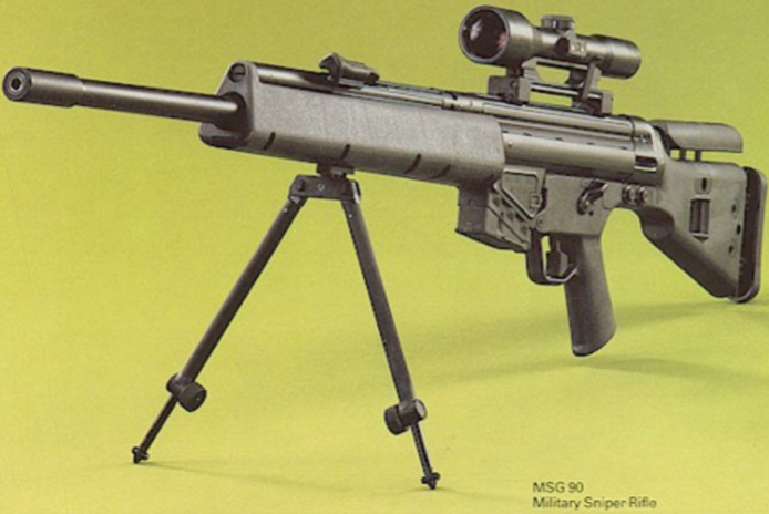 H&K MSG90