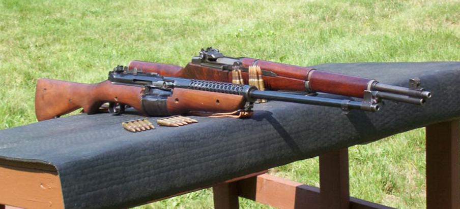 歩兵用自動小銃としては珍しくシ...
