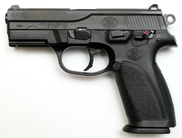 weapons silencer fnp - photo #32