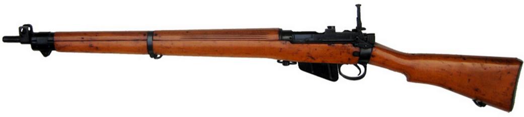 長年に渡りイギリス軍の制式小銃...