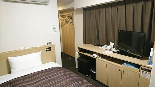 熊本ルートイン_部屋