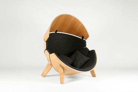 Hideaway Chair 1