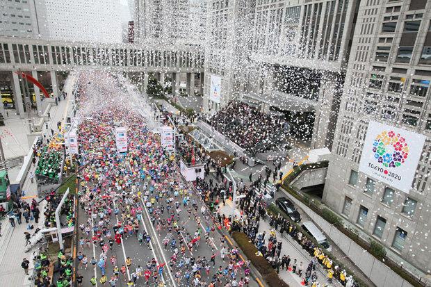 【画像】東京マラソンwwwwwwwwwwwwwwwwww