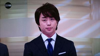 【ファンが心配・・・】熱愛報道の櫻井翔「ZERO」出演 「翔くん、疲れてる…」のツイート殺到