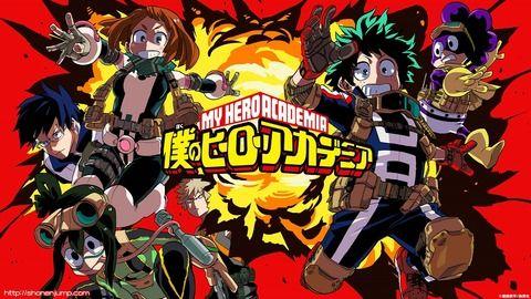 【朗報】外国人ファンが選ぶ2017年アニメランキング、第1位に僕のヒーローアカデミア!!