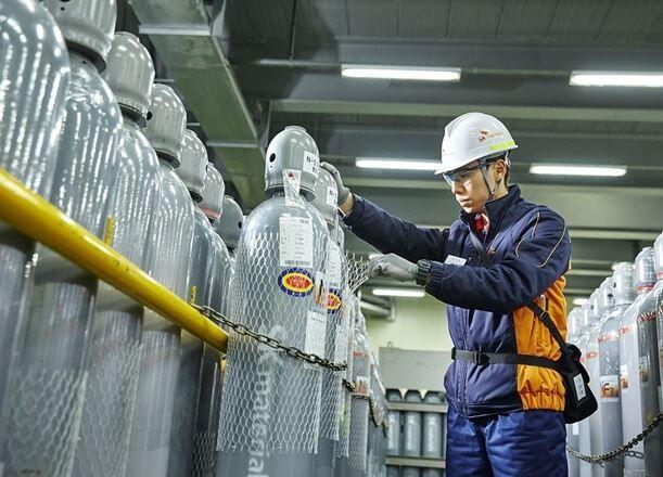 韓国人「フッ化水素の国産化は可能!」。 気体フッ化水素まで国産化するのに時間は長くかからない 韓国の反応