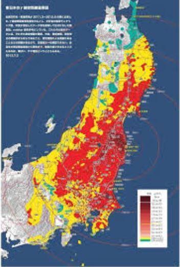 韓国人「日本旅行は自制すべき」東京の土壌放射能数値はソウルの7倍以上、日本国土の1/3が放射能で汚染されている 韓国の反応