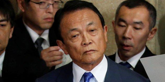 麻生太郎財務相、29日の新聞報道批判について「誤解を招くような発言があったとすれば謝罪する」