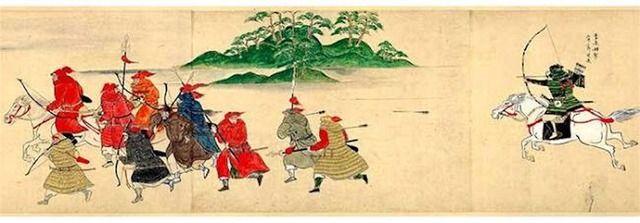 日本人ってよろいに首ぶら下げて白い刀振り回して戦地走り回ってるからモンゴル人から見たら恐怖だな