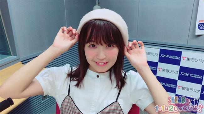 【画像】SKE48惣田紗莉渚(推定Dカップ胸) 写メ会でヲタの股間を刺激してしまうwwww