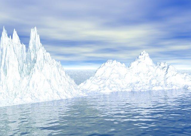 【速報】南極に謎の生物