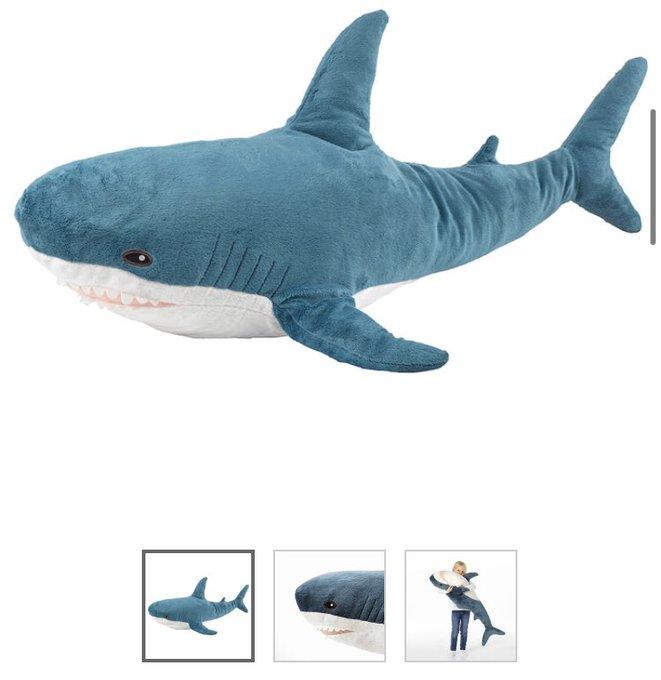 【朗報】IKEAの例のサメが安いwwwwwwwww