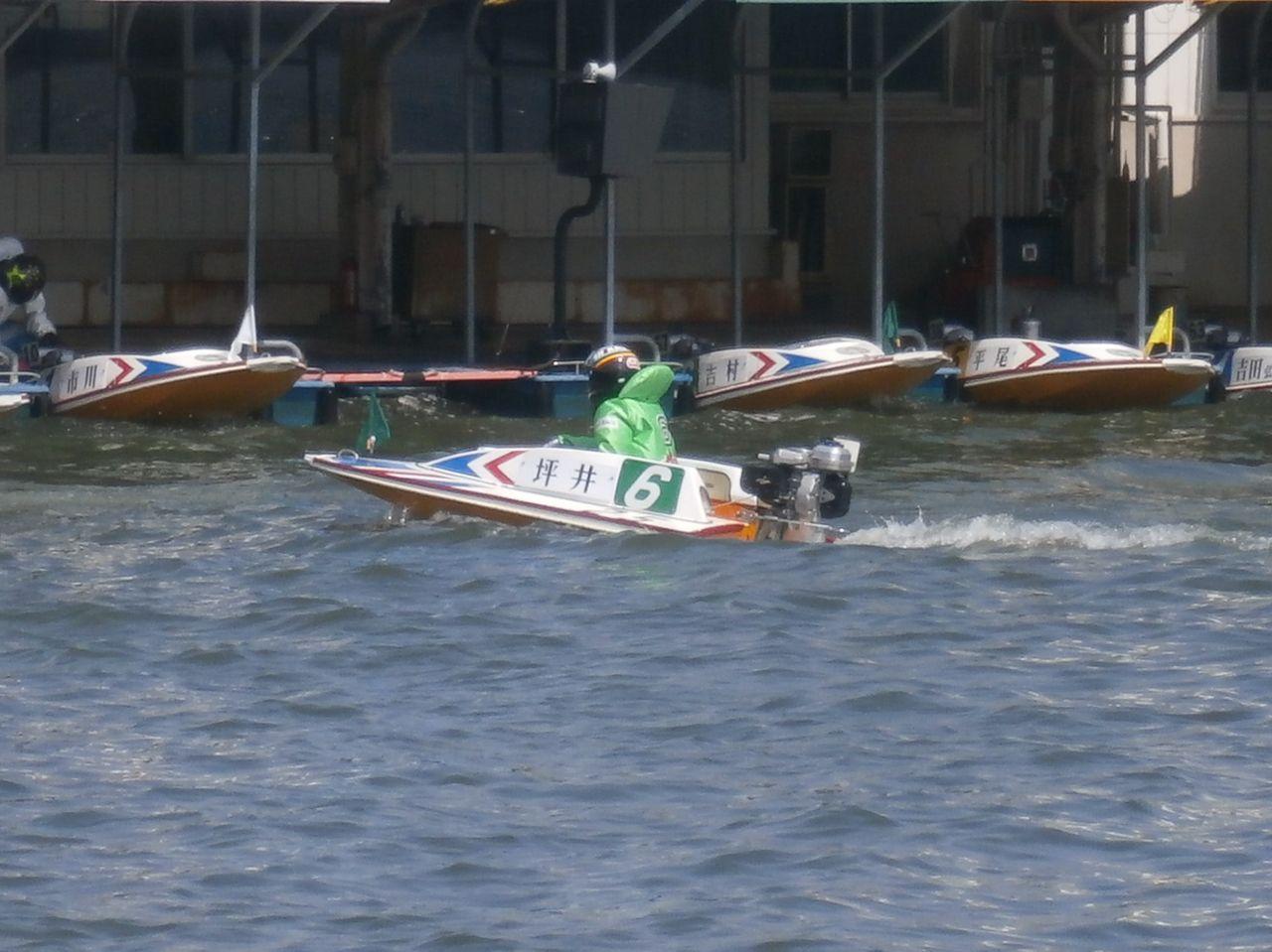 ボート レース リプレイ 琵琶湖