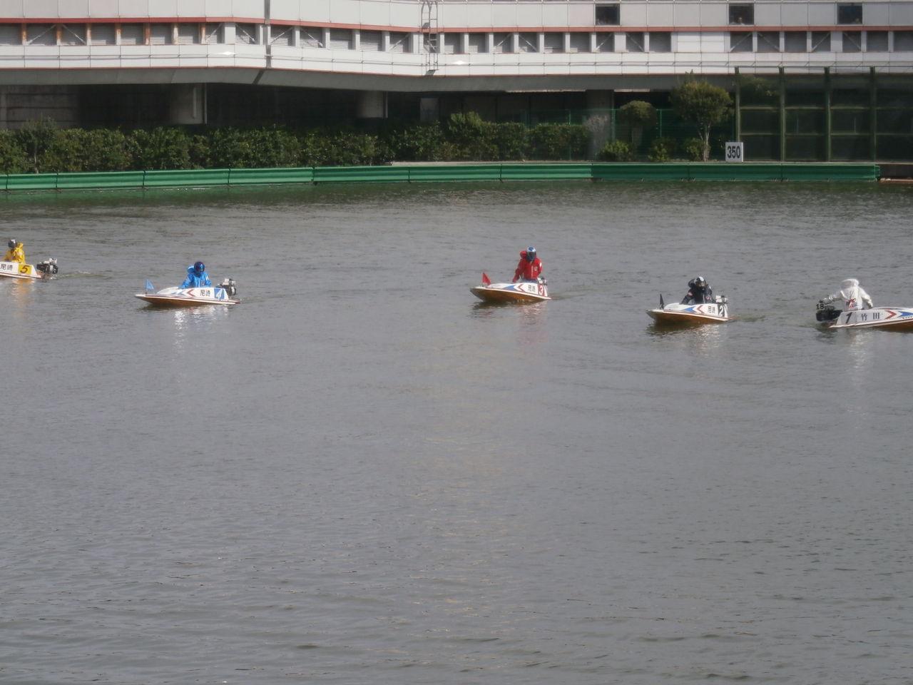 レース 今日 の ボート