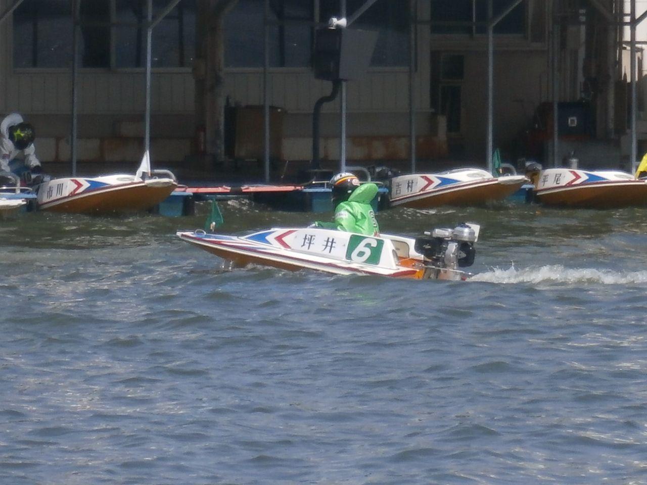 レース リプレイ 競艇 唐津