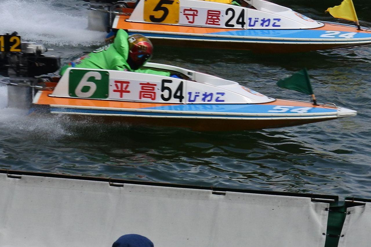 リプレイ ライブ 琵琶湖 競艇