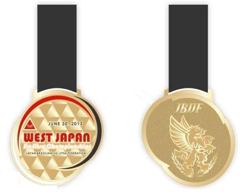 west_japan_medal