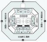 プレイオフ座席図