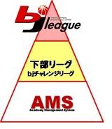 bjリーグ三層構造