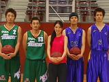 長谷川選手、安齋選手、仲摩選手、勝又選手