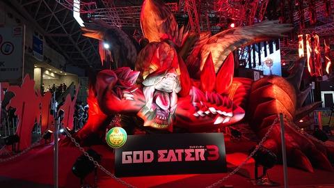 GOD EATER 3(TGS2018)