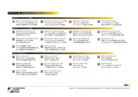 エトワール試遊会 Instruction sheet 09