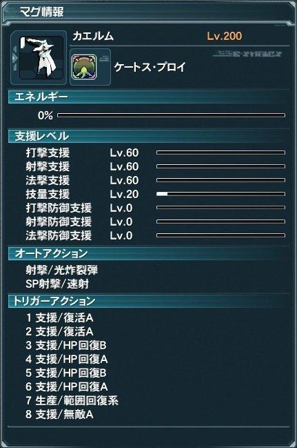 バランスマグLv200
