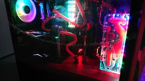 Cooler Masterブース(TGS2018)