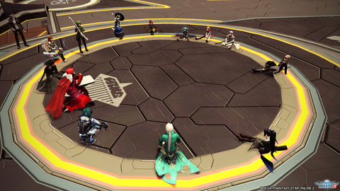 魔法戦士の集い EP2 参加者の輪