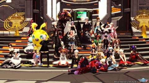 PSO2ブロガー集会:ship1~5