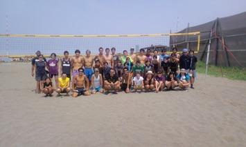 K.A. Beach volleyball School