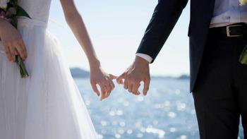 最も不幸な、結婚式