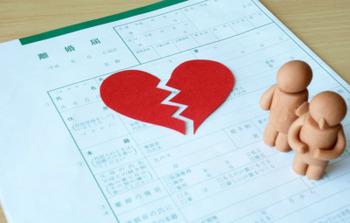危機、突然の熟年離婚