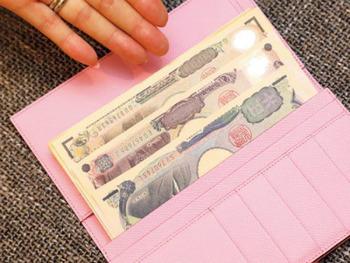お金が寄る・・・財布の使い方