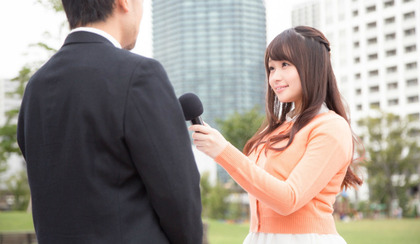 街角インタビュー