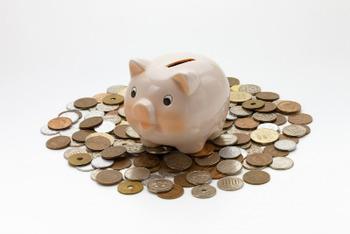 貯金ゼロの未来